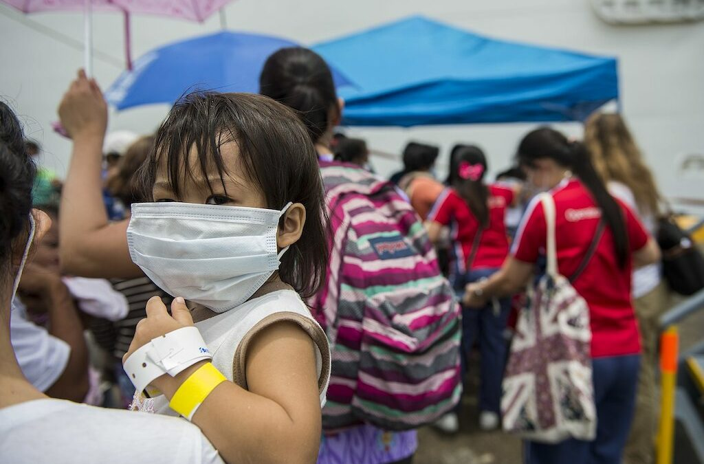 Operation Smile Donates Masks and Gloves to Local Hospital